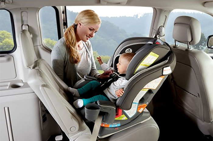 Graco Milestone All In 1 Convertible Car Seat Review